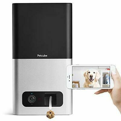 Petcube Bites Wi-Fi Pet Camera With Treat Dispenser + FREE FAST DELIVERY