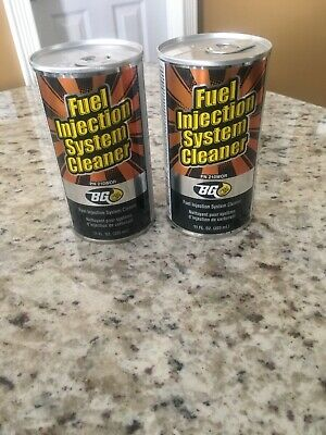 BG Fuel Injection System Cleaner  #210  Qty 2 Cans