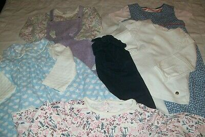 Baby girls clothes bundle from Next/M&S aged 6-9m - combined postage available
