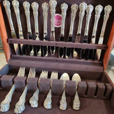 "Towle Silver ""Old Master"" (Sterling) Service for 12"