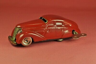SCHUCO Patent Maybach Limousine 1010, dunkelrot / dark red, Made in Germany