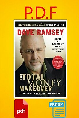 ✅The Total Money Makeover 2013 by Dave Ramsey✅P.D.F✅EßOOK✅E-MAILED