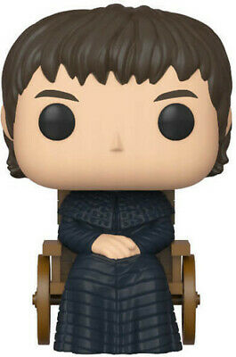 Game Of Thrones - King Bran The Broken - Funko Pop! Television (2019, Toy NUEVO)