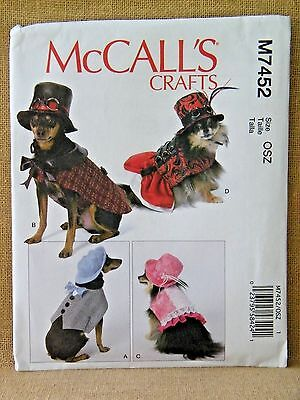 McCall/'s 7211 Frozen Pet Costumes   Sewing Pattern