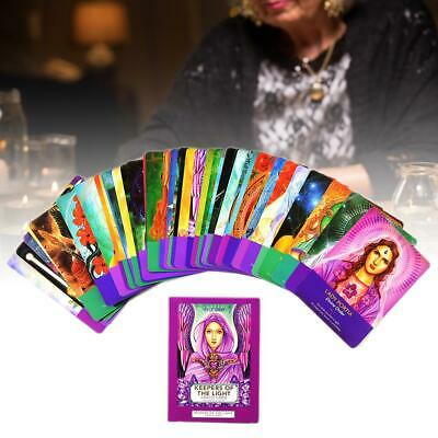 Keepers of the Light Oracle Cards Tarot Cards Card Games Cards 44 Sheets