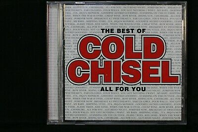 Cold Chisel ‎– The Best Of Cold Chisel All For You   - CD (C860)