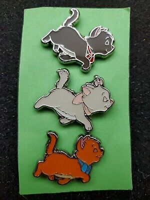 Disney pin Loungefly The Aristocats Marie Toulouse & Berlioz Pin