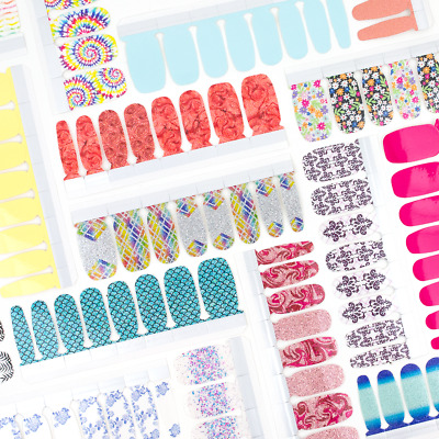 Color Street Nail Strips! Amazing Fall shades!!Buy 3 Get One Free
