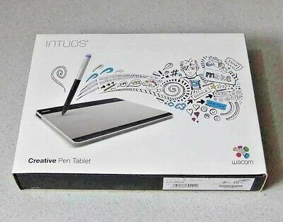 WACOM Intuos CTL-480 Small Creative Pen Tablet Japanese Free shipping Japan