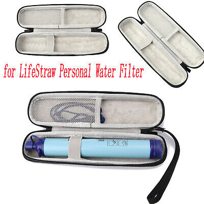 New EVA Protective Bag Travel Case for LifeStraw Personal Water Filter Accessory
