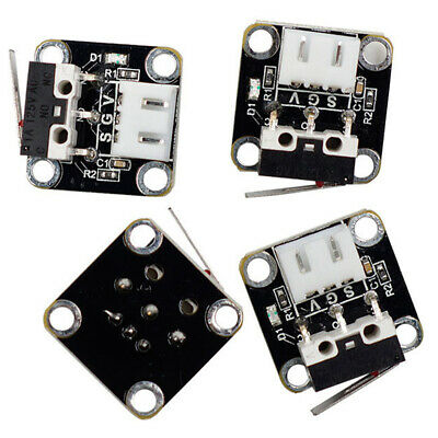 Module Accessories Limit Switch 3D Printer Easy Installation Mechanical End Stop