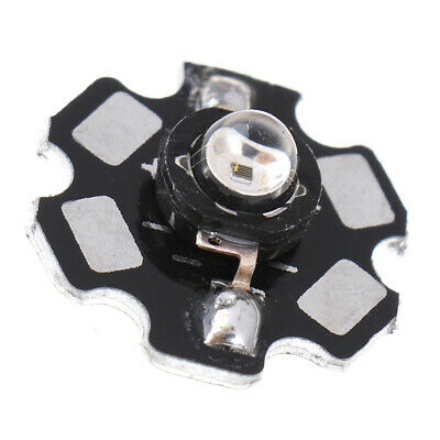 10x Hi-Power LED 1W warmweiß 3000-3500K  80-110lm