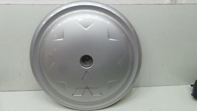 Mitsubishi Shogun Pinin Genuine Silver Spare Wheel Cover MR418196
