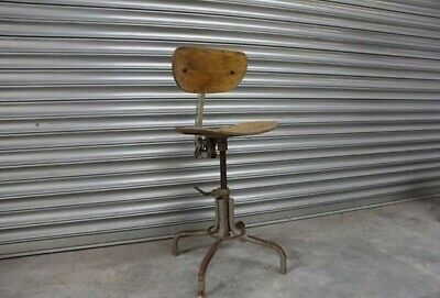 Original industrial stool