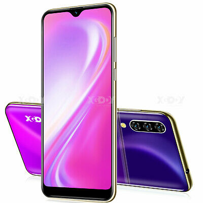 6.3inch 16GB Android 9.0 Unlocked Cell Phone Dual SIM Free Smartphone Phablet 3G