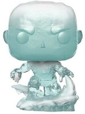 80th - First Appearance - Iceman - Funko Pop! Marvel: (2019, Toy NUEVO)