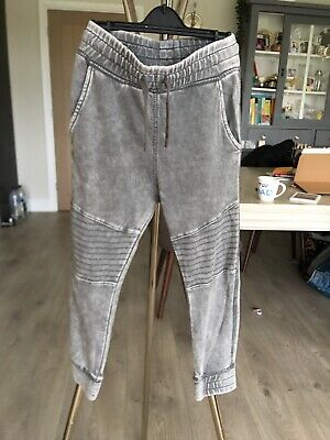 Kids grey joggers - unisex, age 4-5 years