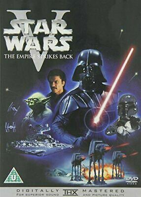 Star Wars V - The Empire Strikes Back Digitally Mastered DVD New & Sealed