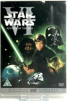 Star Wars VI - Return Of The Jedi Digitally Mastered DVD New & Sealed