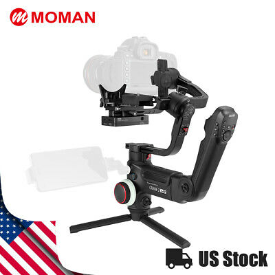 Zhiyun Crane 3 Lab 3-Axis Handheld Gimbal Stabilizer For DSLR Camera Canon Sony