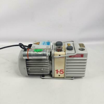 Edwards E2M1.5 Dual Stage Vacuum Pump Rotary Vane