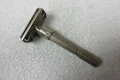 vintage Gillette safety razor marked H 2 lot T