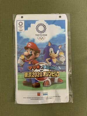 Limited Tokyo Game Show Mario /& Sonic Neck Strap TGS2019  Tokyo Olympic 2020
