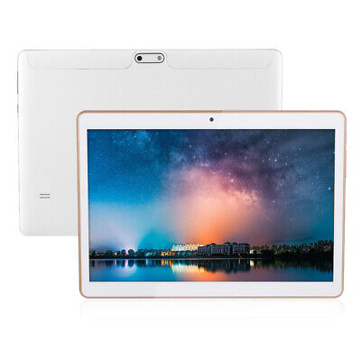 """Black 10.1"""" INCH 3G Android Tablet PC Camera WiFi 16GB HD Screen Bluetooth Dq"""