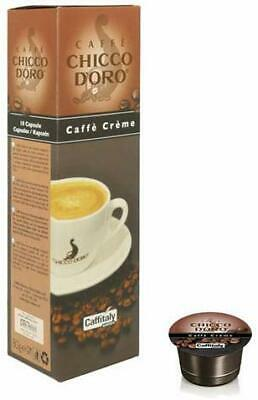 100 Capsule Caffitaly System Chicco D'Oro Caffè Creme