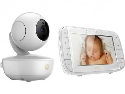Motorola MBP50 MBP 50 Video Babyphone, 5 Zoll Display  schweng und neigbar