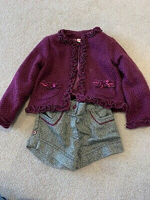 Girls Party Set Cherokee Age 2/3 & 3/4