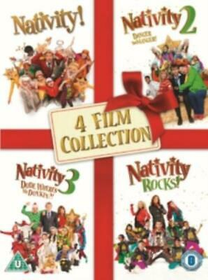 Nativity!: 4 Film Collection =Region 2 DVD,sealed=