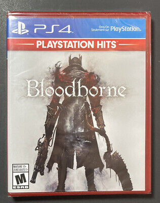 Bloodborne [ PlayStation Hits ] (PS4) NEW