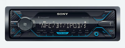 Sony DSX-A415BT Media receiver with Bluetooth, FLAC, Extrabass - Open Box