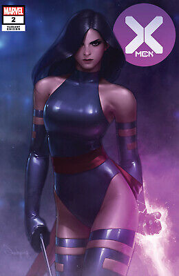 X-Men 2 DX Marvel Jeehyung Lee Psylocke Variant Powers House Of X