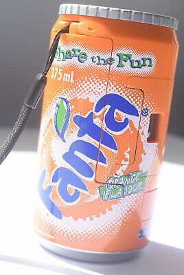 Fanta 35Mm Film Compact Promotional Camera