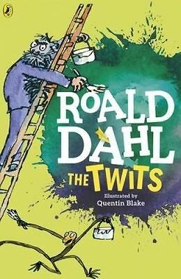 The Twits by Roald Dahl (2016, Paperback)