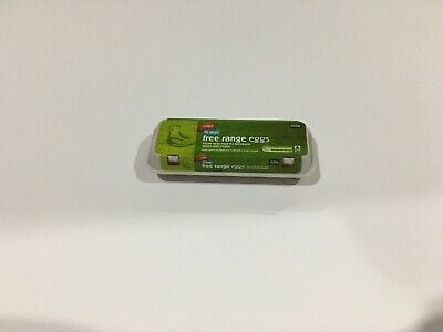Coles Little Shop-  Mini Collectables - Free Range Eggs Toy Miniature