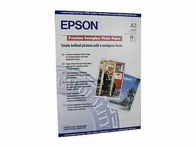 Genuine Epson S041334 S Gloss Paper A3