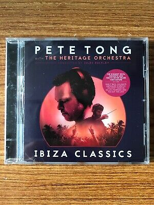 Pete Tong, Ibiza Classics, The Heritage Orchestra 2017 (CD) Brand New Sealed