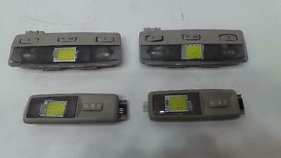 2003 Renault Espace Mk4 Set Of Four Interior Courtesy Reading Lights