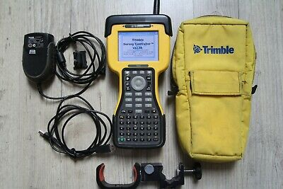 Trimble TSC2 with Survey Controller 12.50 and 2.4 GHz robotic radio