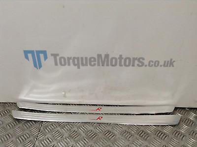 Astra J VXR GTC Door sill trims PAIR