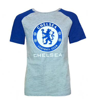 Chelsea FC Football T Shirt Kids 4 5 Years Boys Official Gift CT6