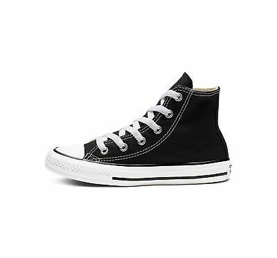 Converse Baby chuck taylor all star infant Canvas Lace Up, Black, Size 7.0 djtg