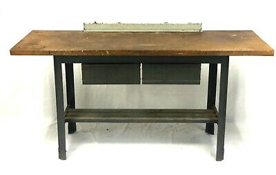 Sensational Vintage Antique Wood Table Legs Workbench Kitchen Island Caraccident5 Cool Chair Designs And Ideas Caraccident5Info