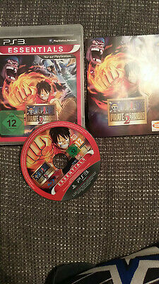 One Piece: Pirate Warriors 2 (Sony PlayStation 3, 2014)