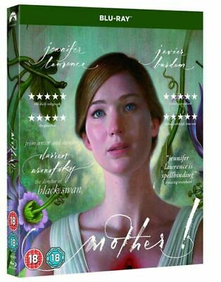mother! Blu-ray New & Sealed