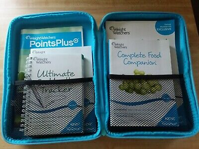 Weight Watchers Points Plus Case And Books