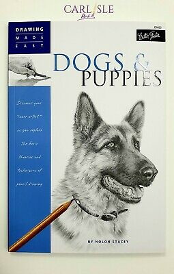Drawing Made Easy: Dogs And Puppies